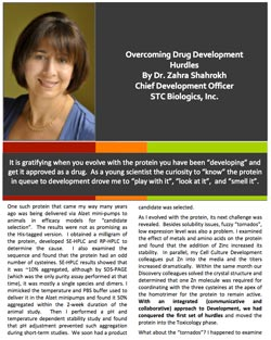 Overcoming Drug Development Hurdles